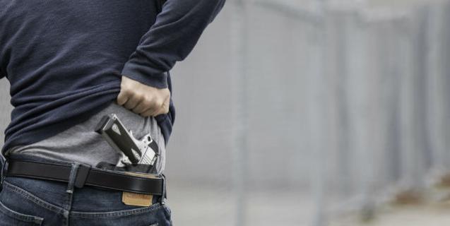 Virginia Concealed Handgun Permit