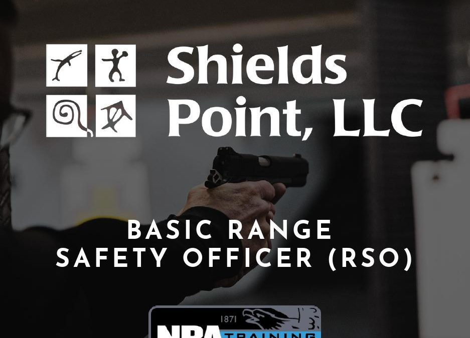 NRA Basic Range Safety Officer Course
