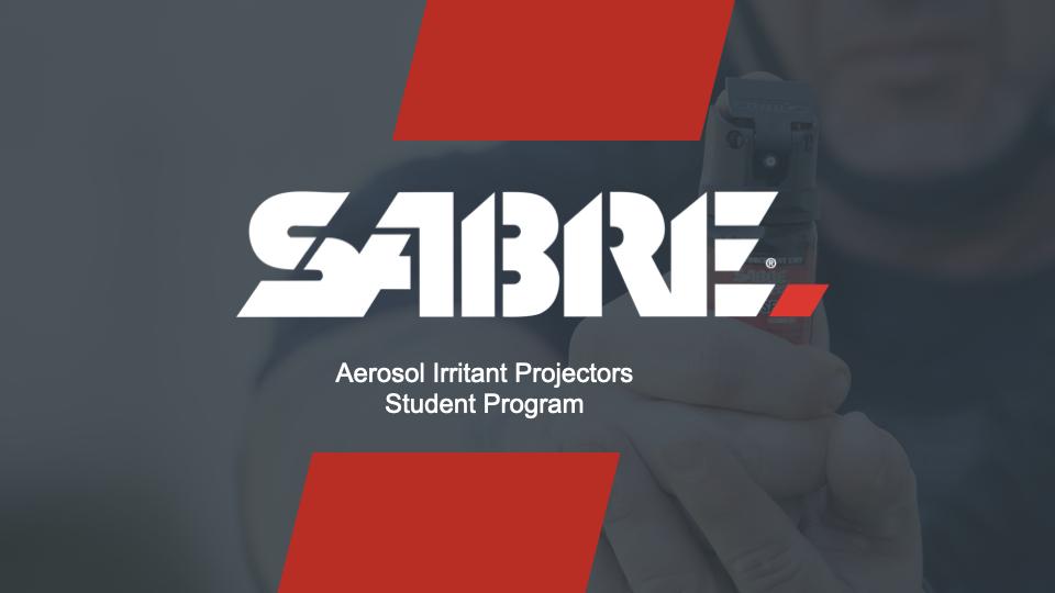 Aerosol Irritant Projectors